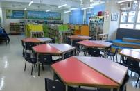 我們學校的中央圖書館